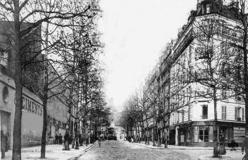 Avenue Richerand