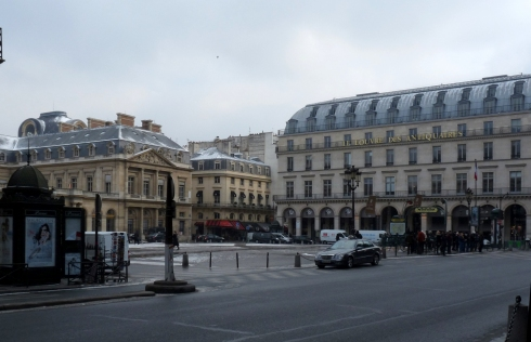 Place du Palais Royal