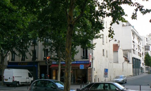 Rue Georges Thill